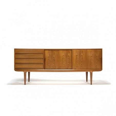 Omann Jun's Møbelfabrik low sideboard vintage