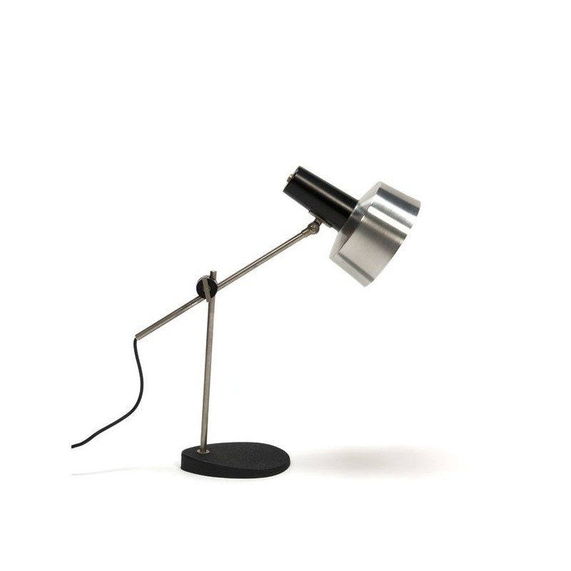 Hala Zeist table lamp with aluminium shade