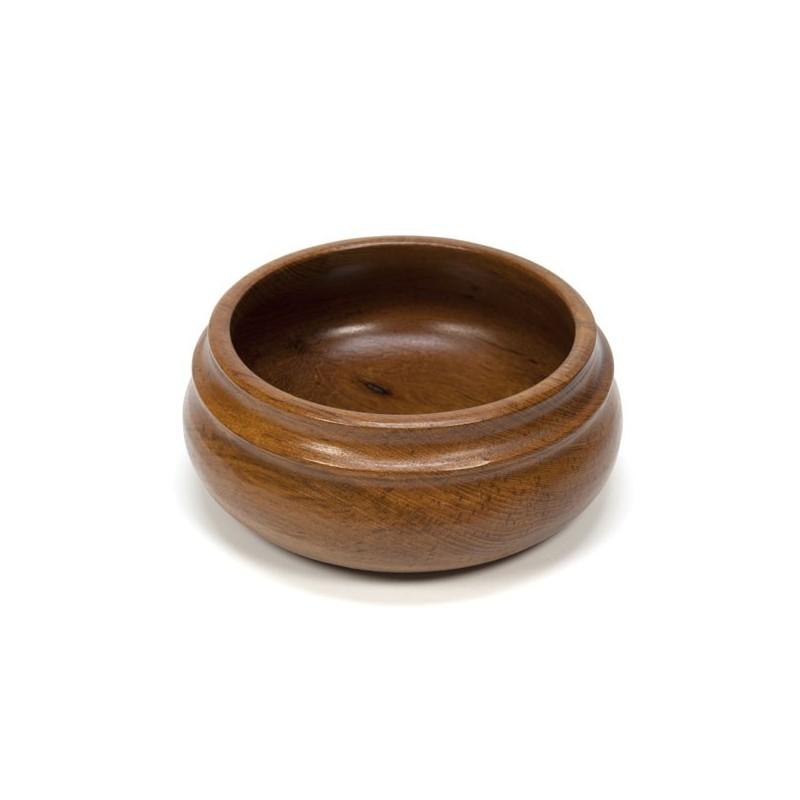 Large teak bowl no.4