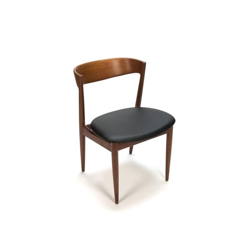 Desk chair in teak by Bramin