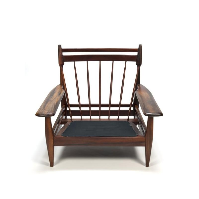 Cool Brazilian Design Lounge Chair Retro Studio Ibusinesslaw Wood Chair Design Ideas Ibusinesslaworg