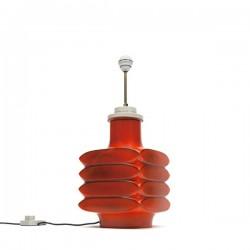 Aardewerk lampenvoet van Dijkstra