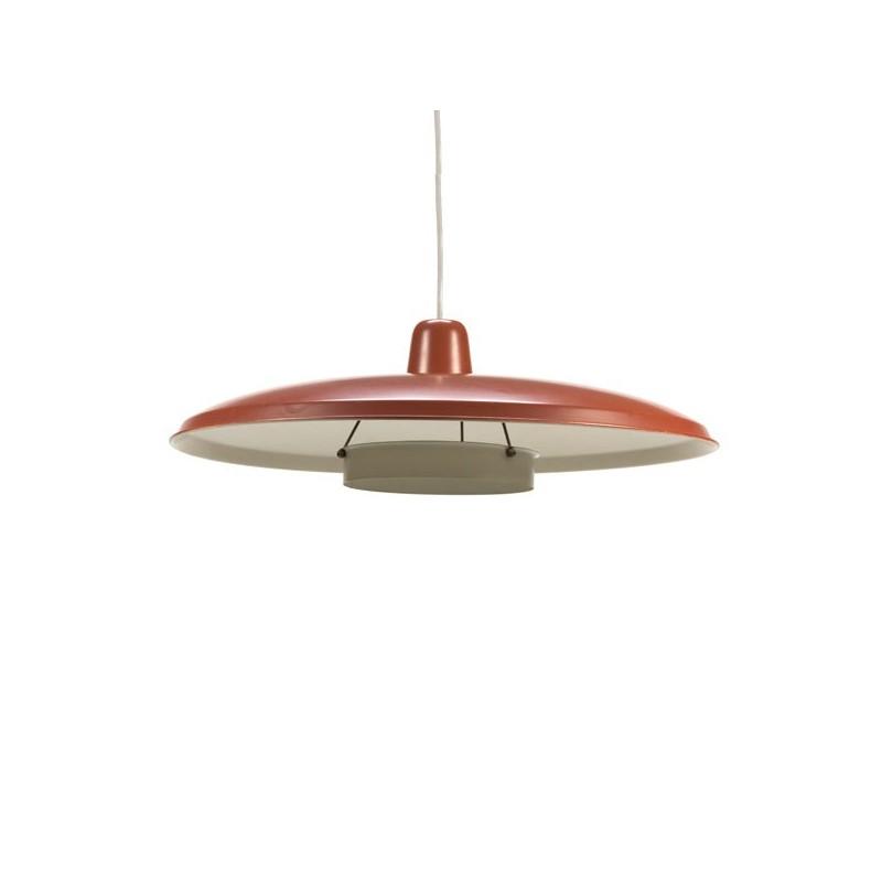 Grote metalen hanglamp
