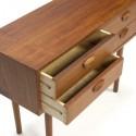 Chest of drawers design of Kai Kristiansen