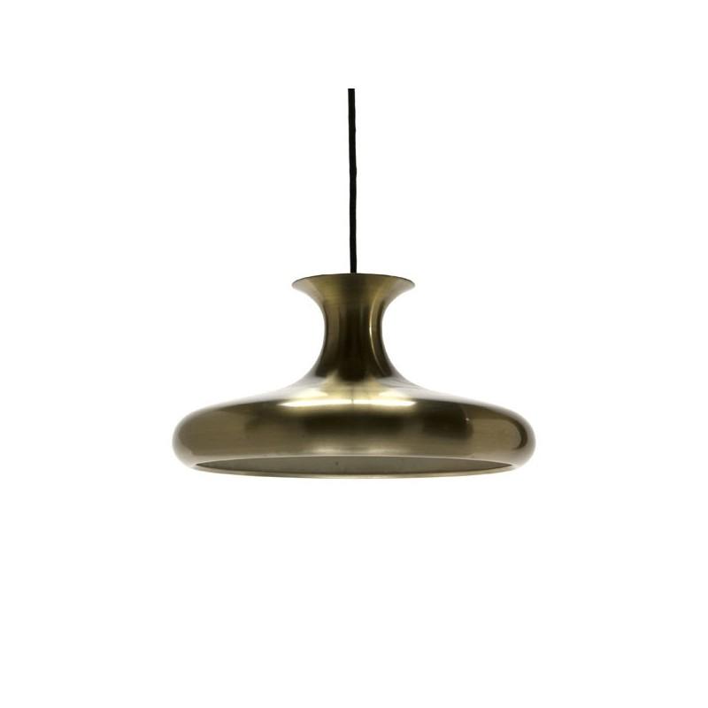 Deense hanglamp koper-kleurig