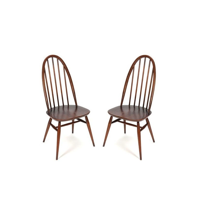 Set of 2 Ercol chairs