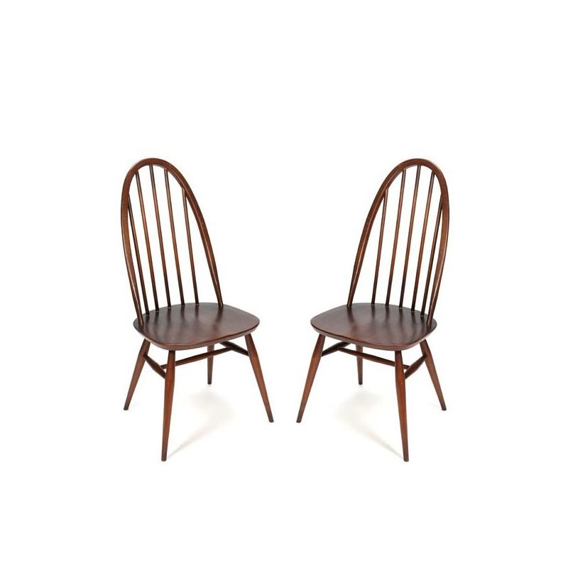 Set van 2 Ercol stoelen
