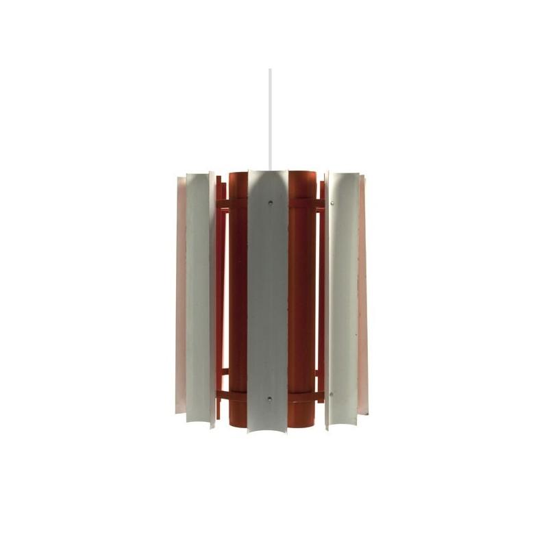 Metalen hanglamp in Anvia stijl