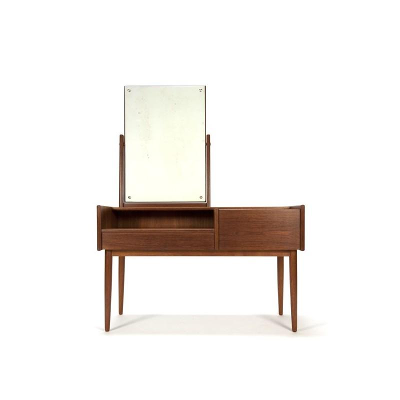 Danish design dressing table teak