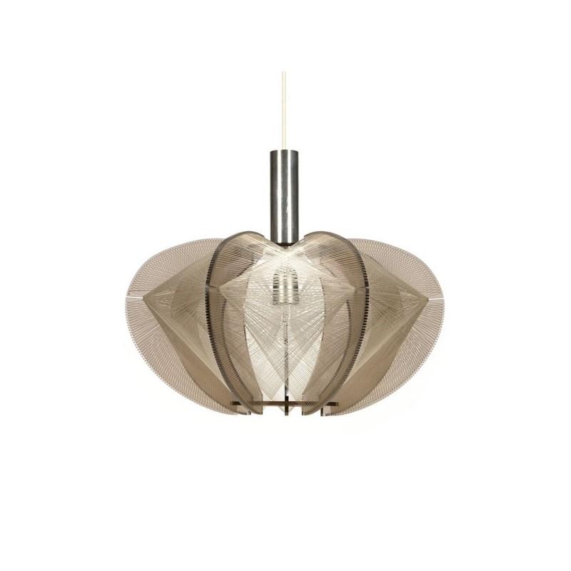 Nylon draad hanglamp van Paul Secon