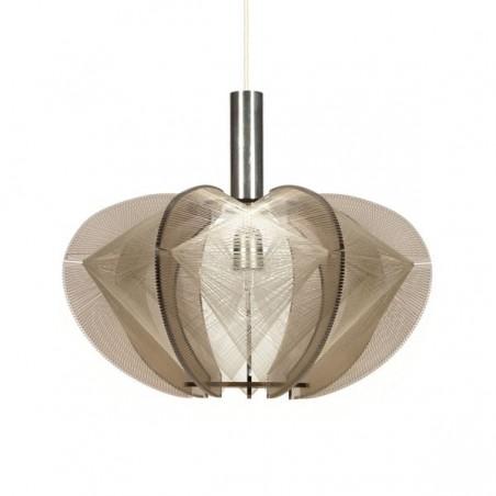 Nylon wire pendant by Paul Secon
