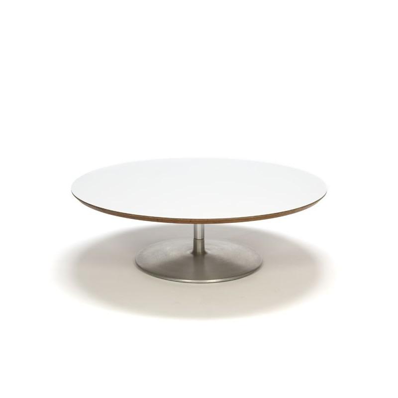 Ronde salontafel van Pierre Paulin