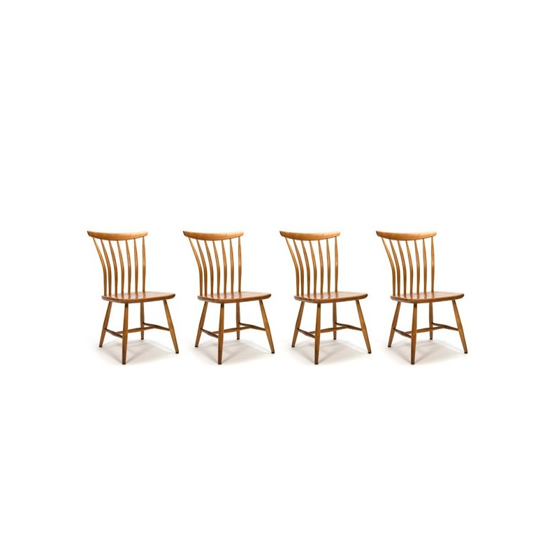 Set of 4 chairs Akerblom Sweden