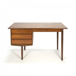 Teak desk from Denmark