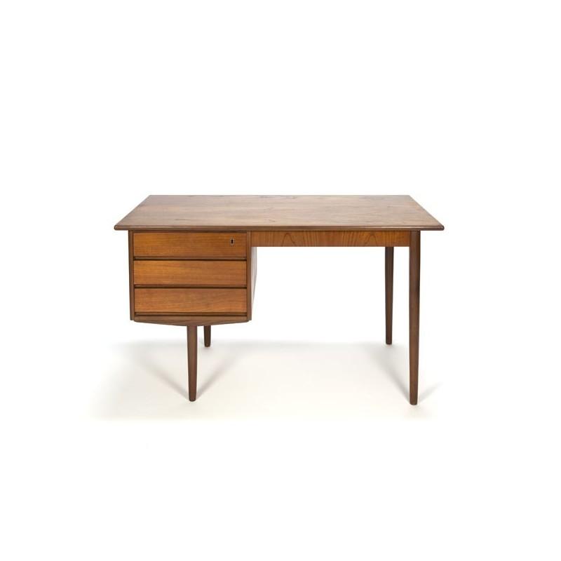 Teak desk from Denmark