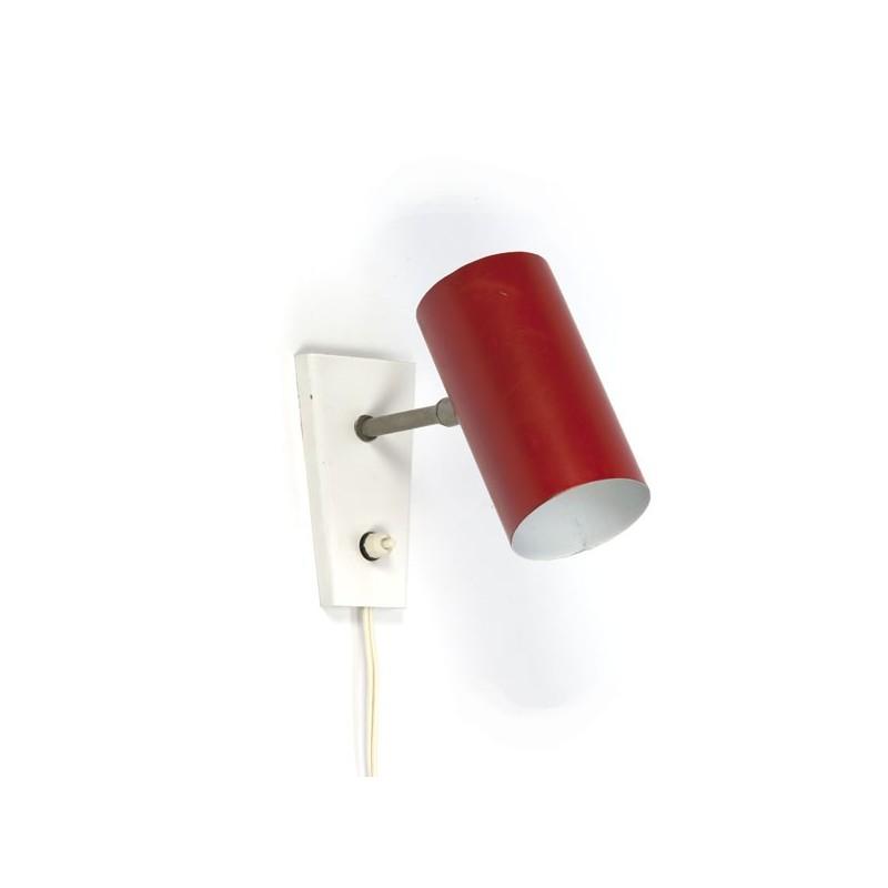 Hala Zeist rode koker wandlamp