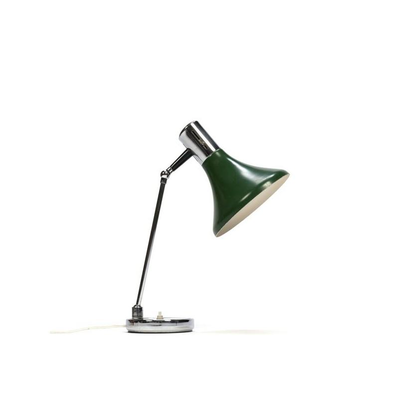 Green Italian table lamp