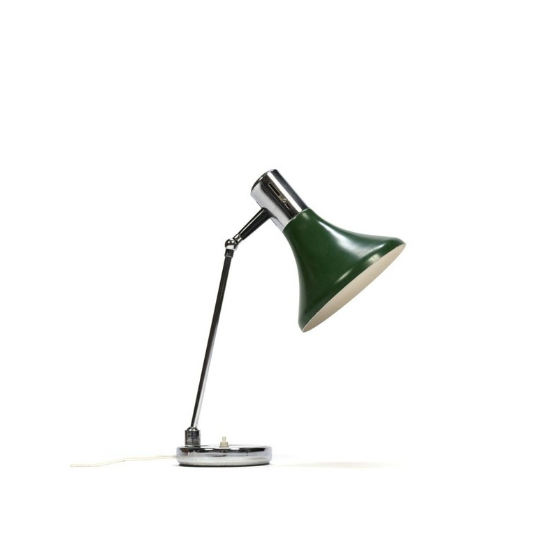 Groene Italiaanse tafellamp