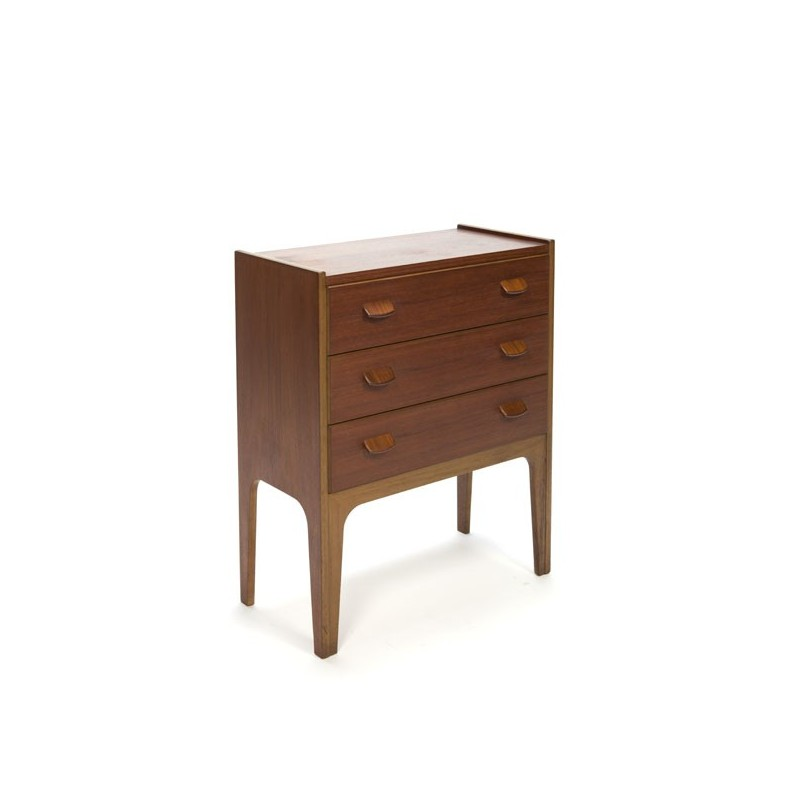 Small model chest of drawers Danish design