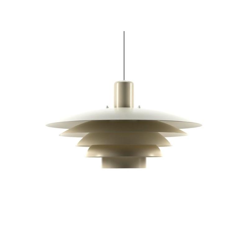 Scandinavische schijven lamp