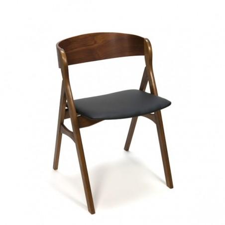 Teak dining or desk chair