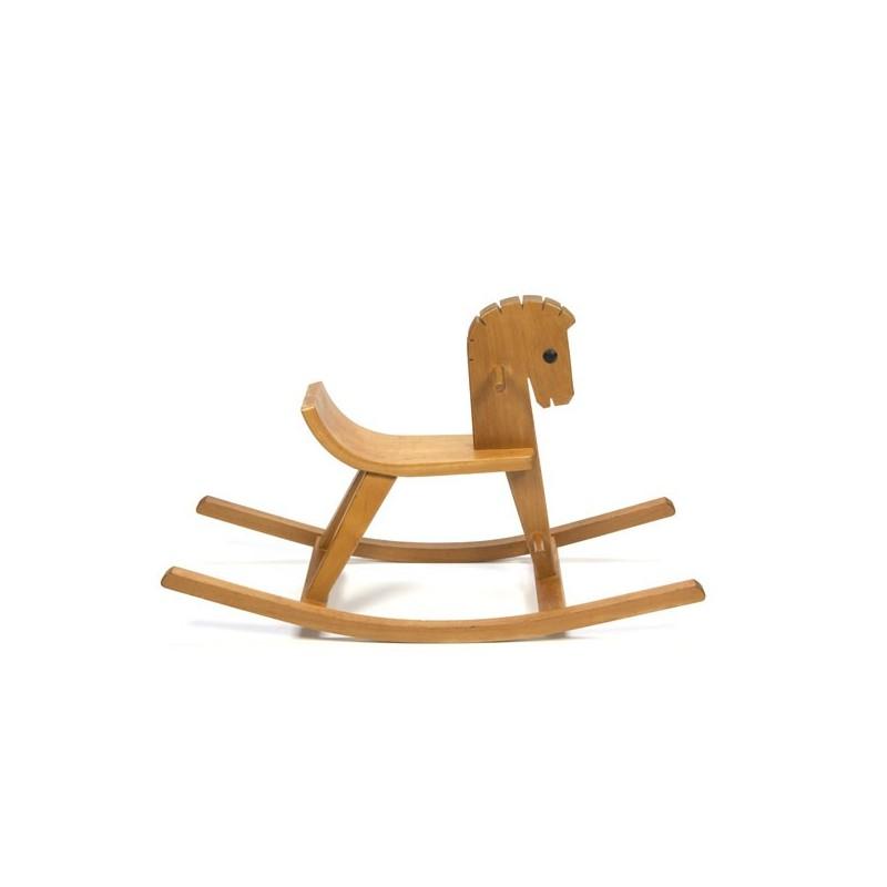 Rocking horse designed by Konrad Keller