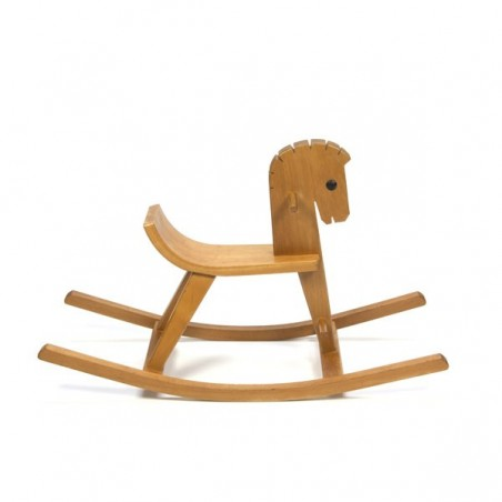 Rocking horse designed by Konrad Keller