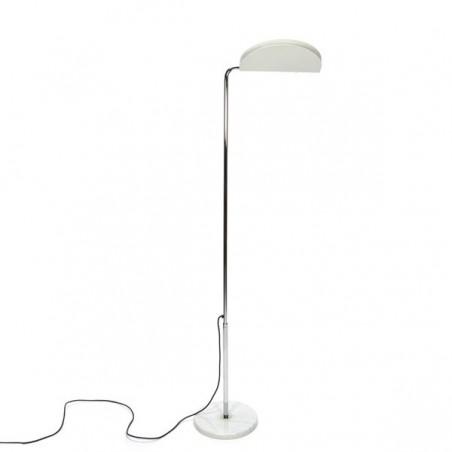 Design vloerlamp van Bruno Gecchelin de Mezzaluna