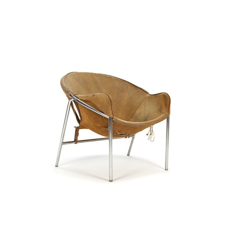 Easy chair designed by Erik Ole J
