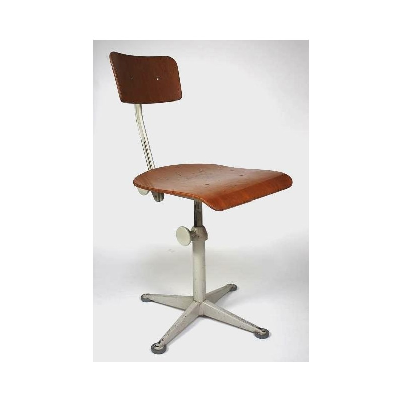 Friso Kramer drawing table chair 2