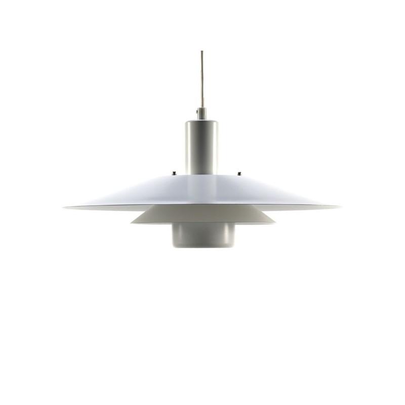 Scandinavische hanglamp wit