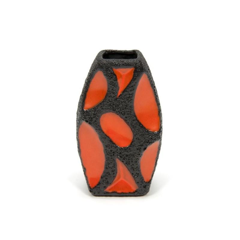 Roth Keramik Fat Lava vase