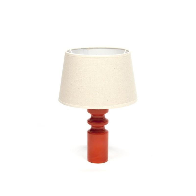 Glazen tafellamp van het merk Alsterfors