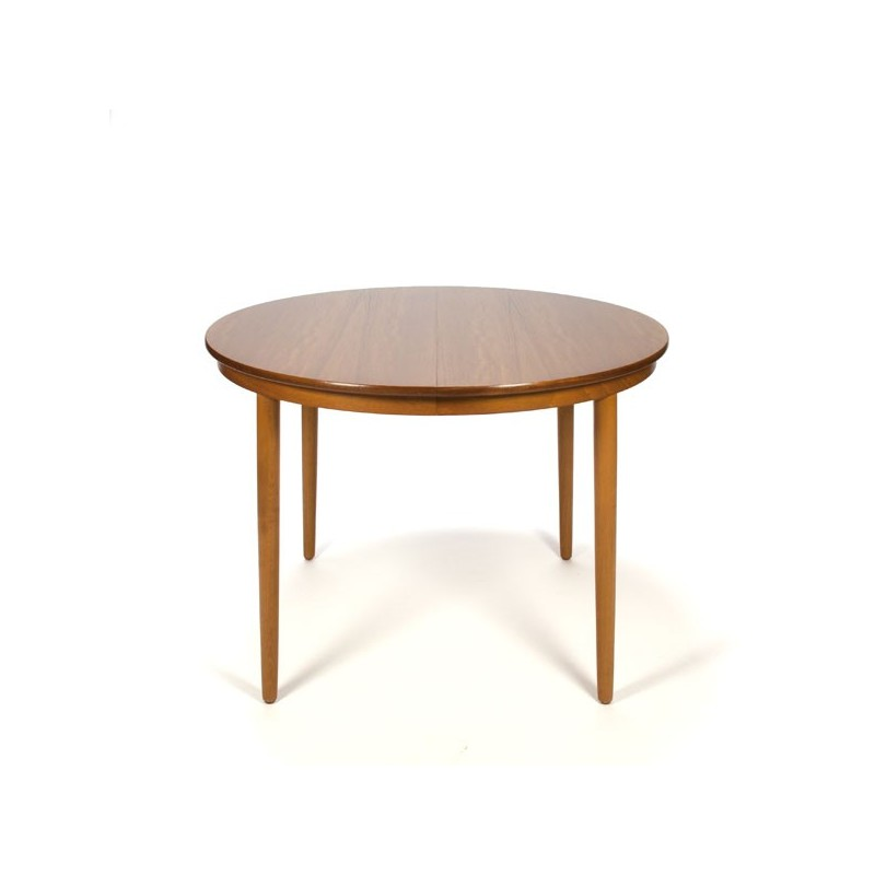 Farstrup round/ oval dining table in teak