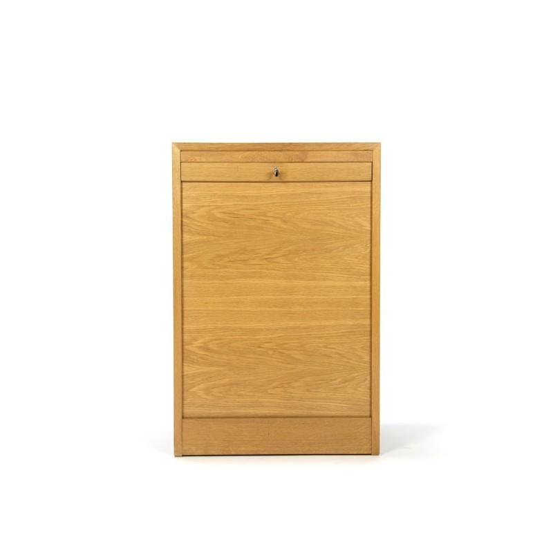 Small Danish filing cabinet