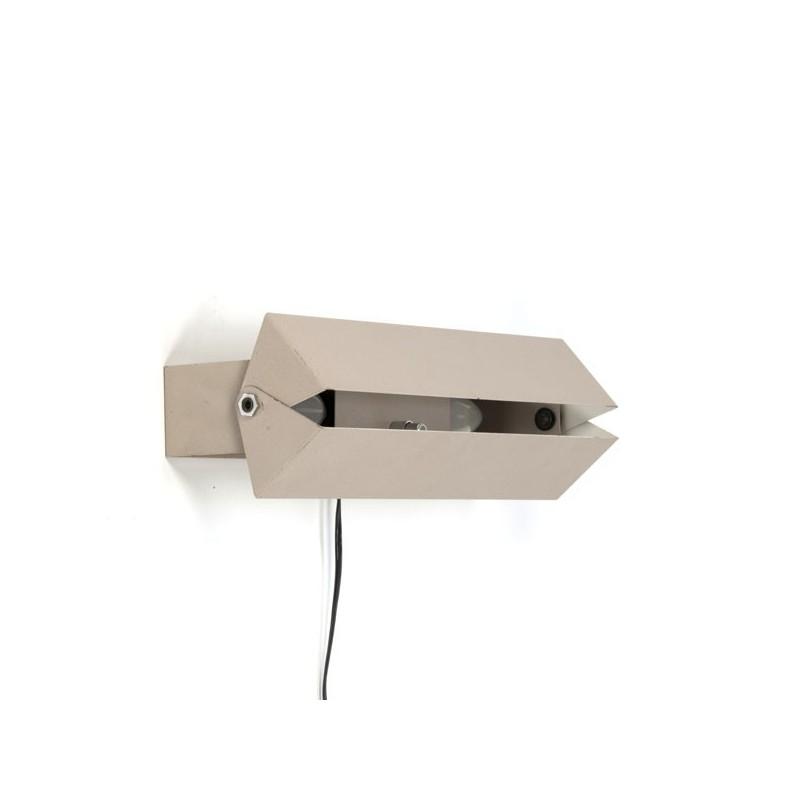 Beige wandlamp modernisch design