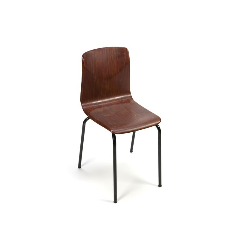 Industriële Tur-op-seat stoelen set van 4