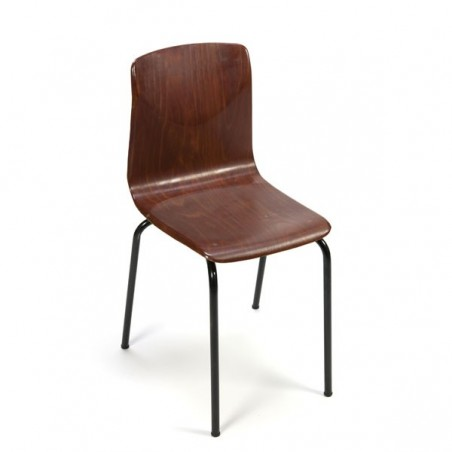 Industrial Tur-op-seat chairs set of 4
