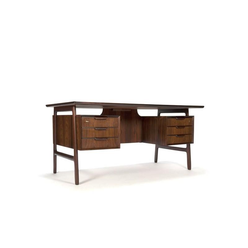 Omann Jun's Møbelfabrik bureau