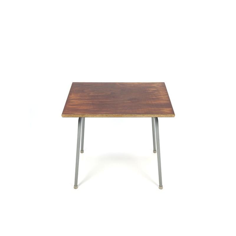 Industrial school table for children