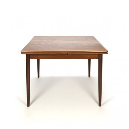 Danish design dining table square model