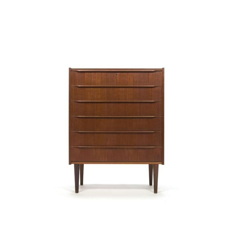 Dresser in teak Danish design