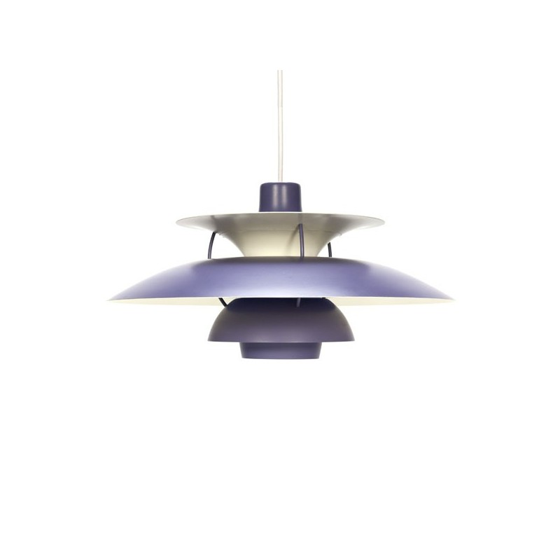 PH 5 design of Poul Henningsen lilac