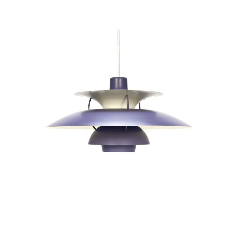 PH 5 design van Poul Henningsen lila