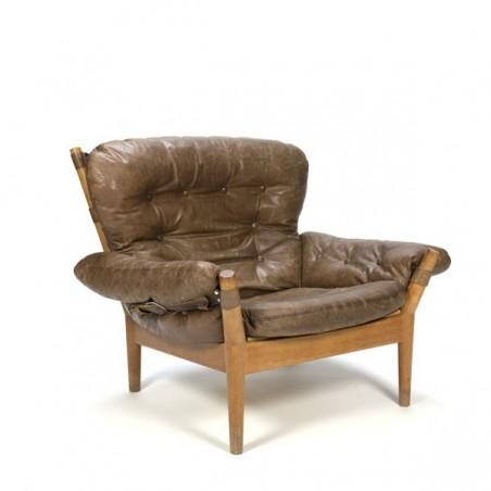 Deense design fauteuil voor Magnus Olesen