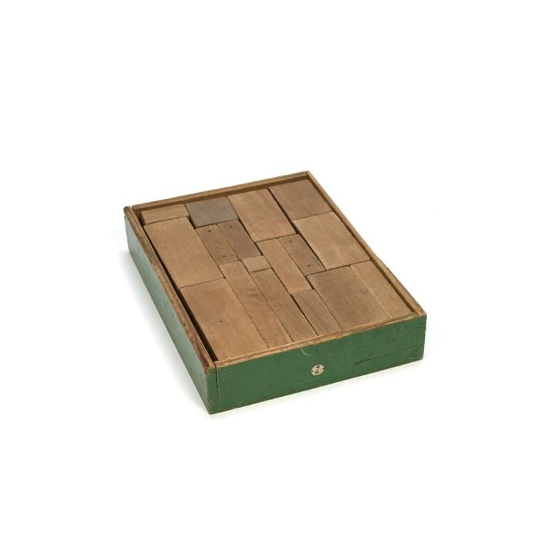 ADO box with blocks designed by Ko Verzuu