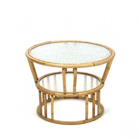 Coffee-/ side table by Roh