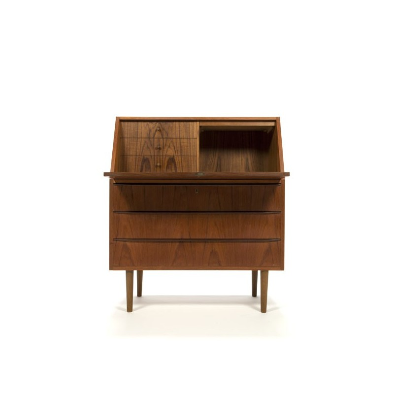 Teak secretaire from Denmark