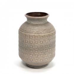 West-Germany vase grey