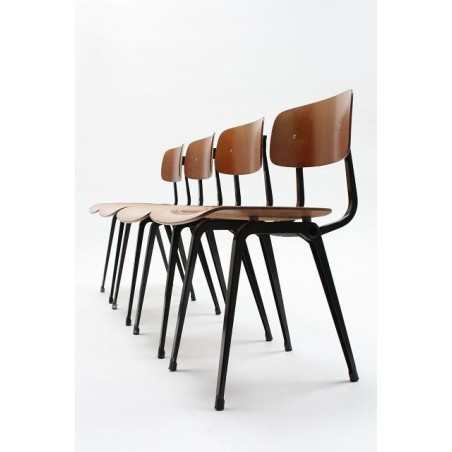 Friso Kramer Revolt chair set of 4